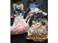 Large bundle 2-3 year old clothes