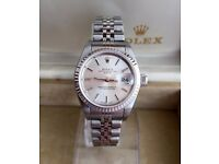 LADIES ROLEX DATE 79160 AUTOMATIC WATCH - YEAR 2004 - BOXED