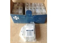 45A MINIATURE CIRCUIT BREAKERS, NEW, SEALED PACKETS