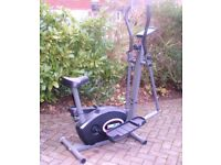York 3100 Mag Elliptical Cross Trainer