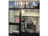 Nail Tehnician space to rent