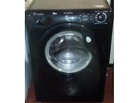 Candy 7 kg 1200 spin black washing machine