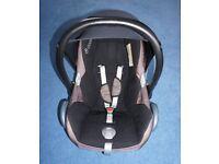 Maxi-Cosi. Baby car seat.