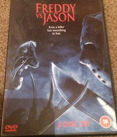 Freddy v Jason dvd