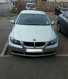 56 plate Bmw 318i full bmw service history full service and full mot £2500 no offers or swap for van