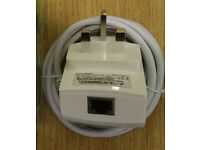 AV500 Nano powerline adapter (ONE PIECE SOLD if you need to expand yours to three) TP LINK 500Mbps