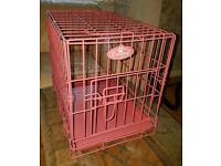 X small dog crate