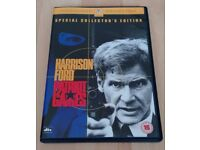 Patriot Games and Clear and Present Danger DVDs