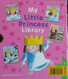 My Little Princess Book Set