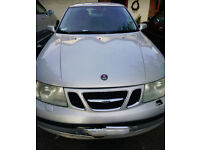 SAAB 9-5 VECTOR SPORT TID PARTS AS SEEN FOR PARTS ONLY