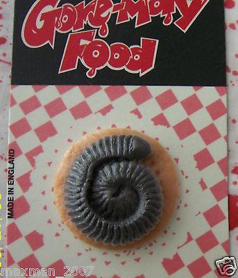 Gory Centipede Cracker Halloween Prop Decoration Party Gross Gag Joke NIP