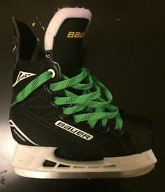 Ice skates (virtually brand new)