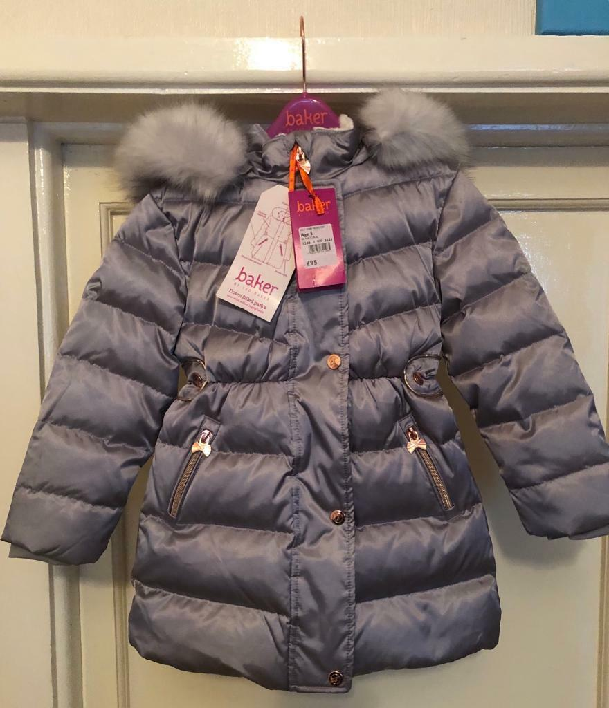 af6491155 BNWT Gorgeous Ted Baker girls down filled coat   in Newport   Gumtree
