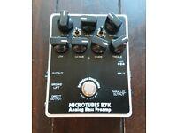 Darkglass Electronics Microtubes B7K Bass Driver DI - FREE POSTAGE TO UK