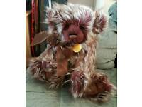 CHARLIE BEARS MULBERRY