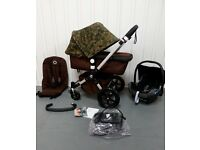 Bugaboo Cameleon 3rd Generation! FULL TRAVEL SYSTEM!