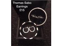 Thomas Sabo Earrings GENUINE*NEW*