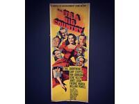 1952 original cinema posters