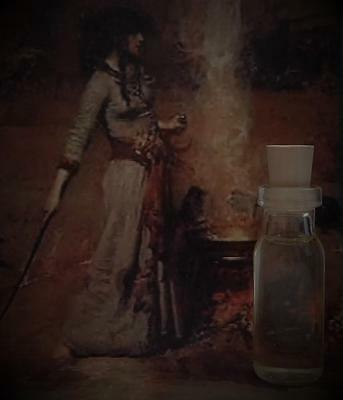 CERRIDWEN Goddess Ritual Oil Potion Elixir Knowledge~ Wicca Witchcraft Pagan