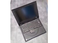 IBM 1141-8UK ThinkPad very old for collectors