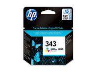 2 x HP 343 ink cartridges new sealed (Bath)