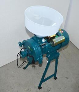 Electric Animal Poultry Feed Mill Grain Grinder Corn Machine 170129