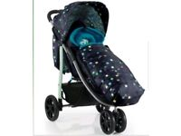 Cosatto Busy stroller. Brand New in box! £149 only!