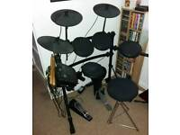 Black Mamba Drum kit
