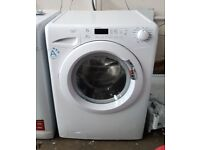 FREE DELIVERY Candy Large 8KG, 1400spin, A+++ energy rated washing machine WARRANTY