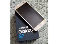 Samsung Galaxy S7 32GB Gold Mobile Phone - BOXED