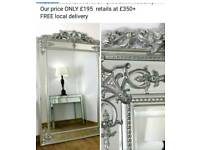 Wow bargain brand new mirrors half the price of the retailers same top quality