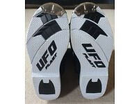 UFO Hero mx Boots Gel Lined (Brand New)