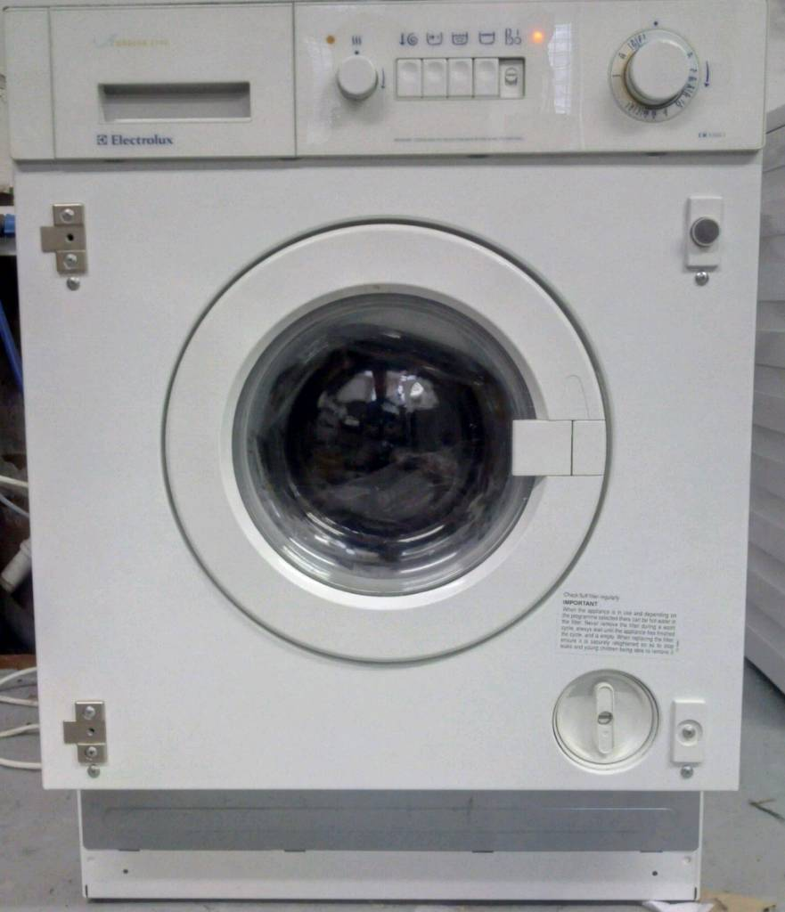 Electrolux EW1200i integrated all in on washer dryer for sale