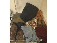 Ladies Coat Bundle with shoes