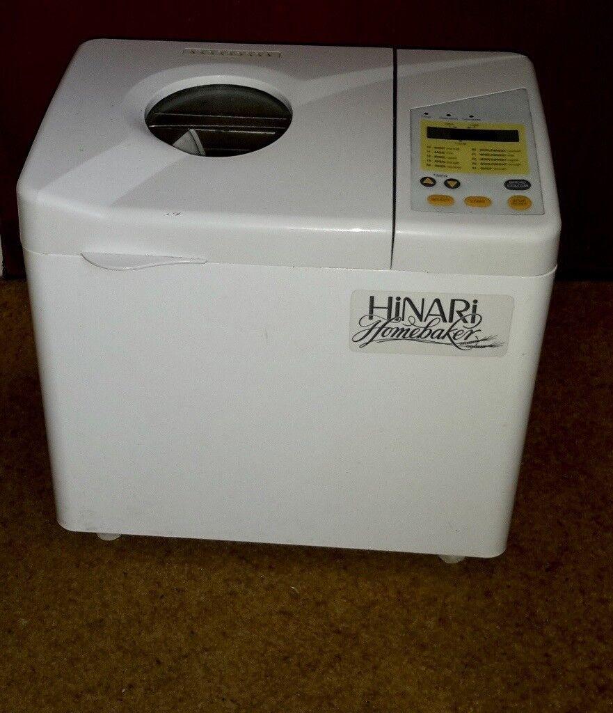 Hinari Bread Maker