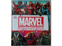 Marvel Encyclopedia updated and expanded