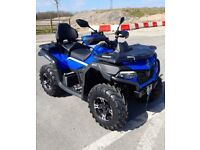 QUAD BIKE CFORCE 625 TOURING, 2021, 580 (cc)