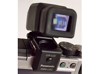 Lumix Panasonic LVF2 electronic viewfinder