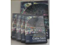 Cadw Swn - South Walian language study book and CD's
