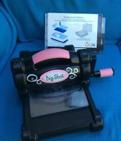 Sizzix Big Shot Machine Craft