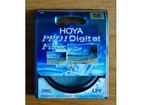 Hoya Pro1 58mm UV Filter