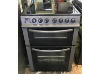 Bush ceramic electric cooker is 60 cm very good condition