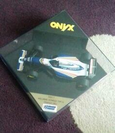 1:24 Onyx Heritage Racing Car - 5017 Damon Damon Hill