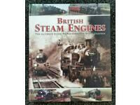 BRITISH STEAM ENGINES BOOK