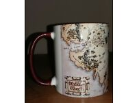 Lord of The Rings Middle Earth mug in excellent condition