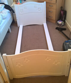 Toddlers First Bed (Free Memory Foam Mattress)
