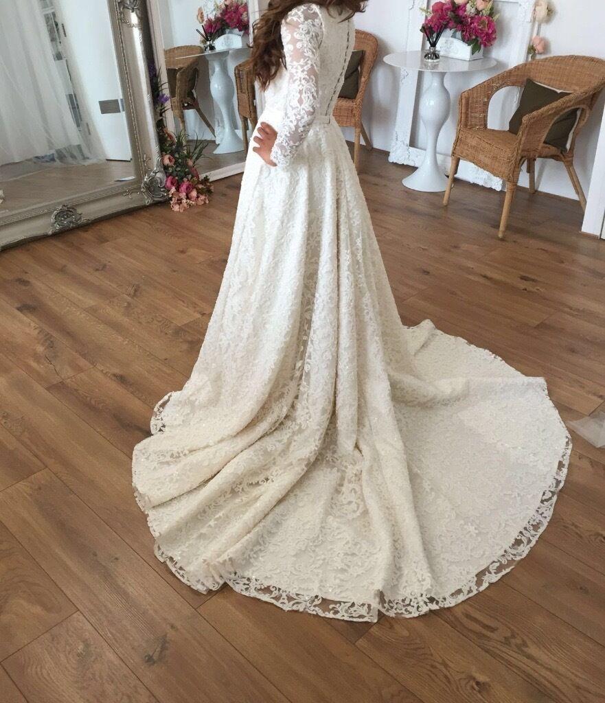 Rima Tadmory Bridal Wedding Dress