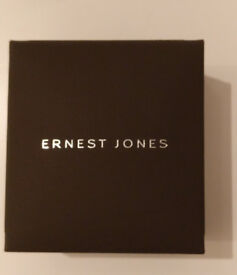 Ernest Jones ring box