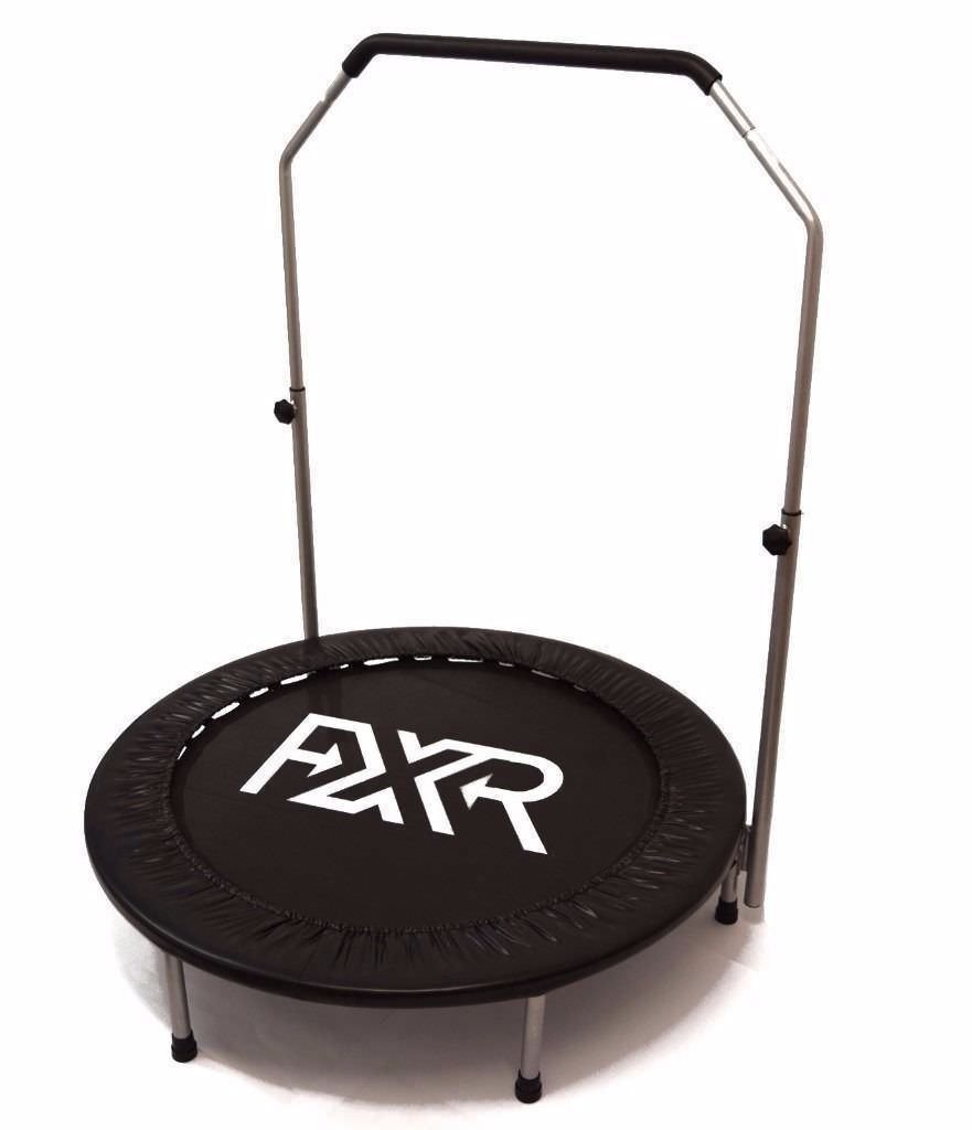 Fxr Sports Mini Trampoline Jumper Cardio Fitness Exercise