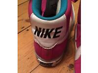 Nike size 3 high tops